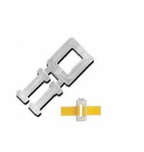Plastic Buckles for 12mm Hand Pallet Strapping Banding