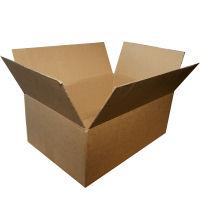 Medium Shallow Single Wall Cardboard Boxes 18 x 12 x 7