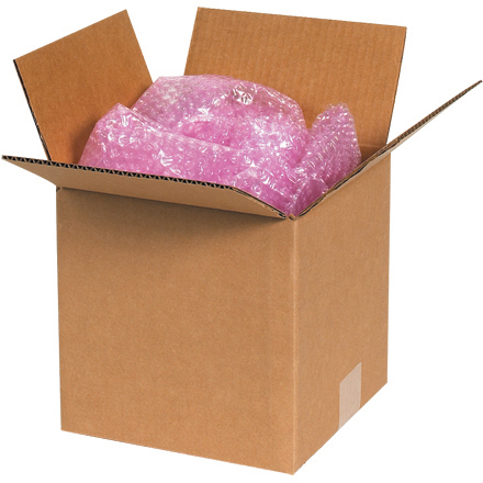 Cube shape postal / packing boxes - 6 x 6 x 6