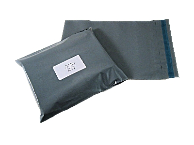 Grey Mailing Bags 4 x 6