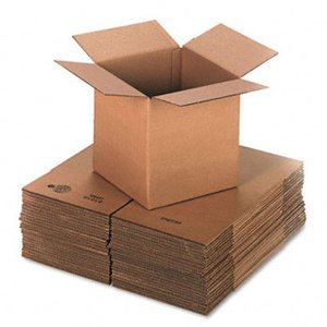 Large Double Wall Removal Cardboard Boxes Cube 20 x 20 x 20