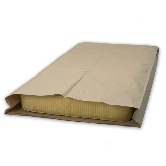 2-Ply Paper Super King Size Mattress Protection and Storage Bag