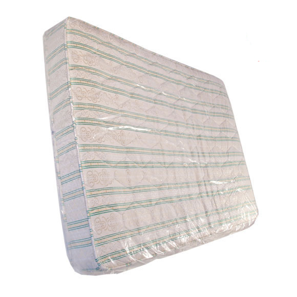 Clear Double / King Size Polythene Mattress Dust Cover Protection Storage Bags