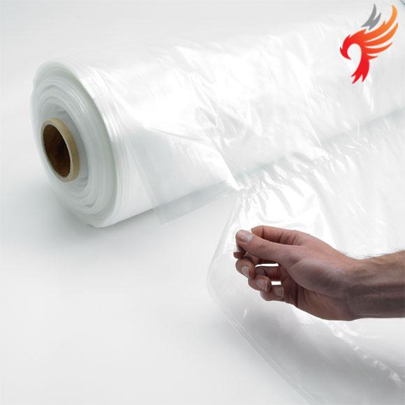 Medium Duty Polythene Sofa Dust Cover Storage Bag Rolls