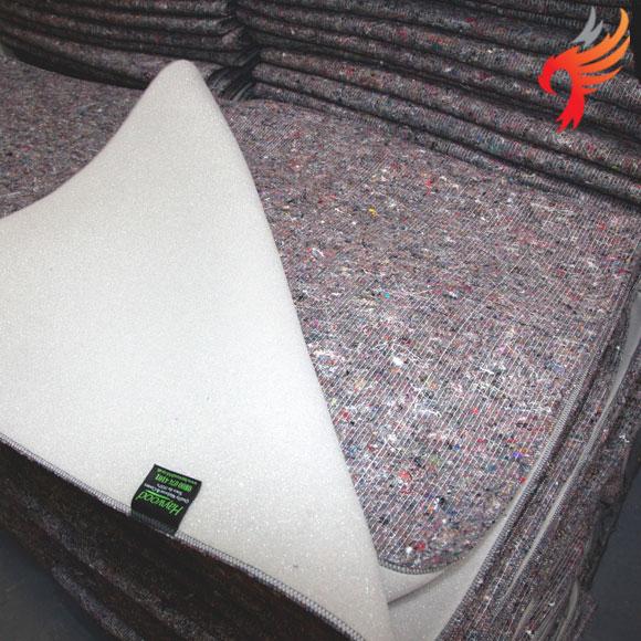 reuseable blanket foam floor protector druggets