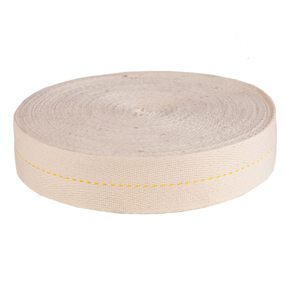 Cotton Webbing Removal Van Straps/Rolls, 48mm width
