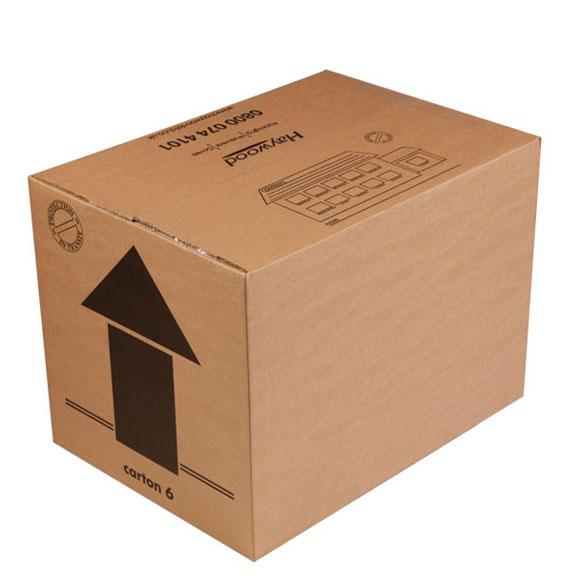 Medium Double Wall Cardboard Boxes 18 x 13 x 13