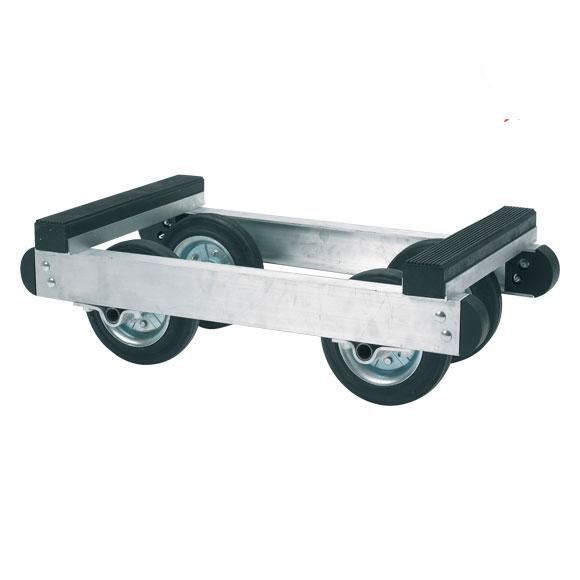 Aluminium Piano Moving Trolley / Truck / Dolly maximum 550kg capacity