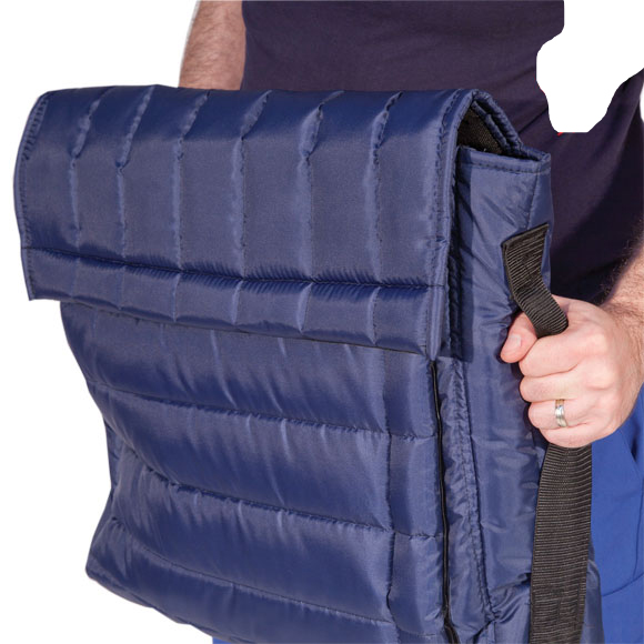 Strongwrap Quilted Furniture Covers -  Enclosed Flat Screen Covers