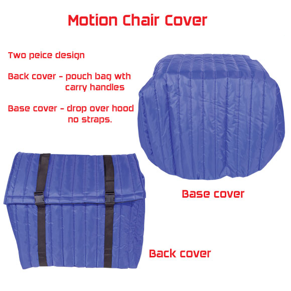 Strongwrap Quilted Furniture Covers - Motion Chair Cover