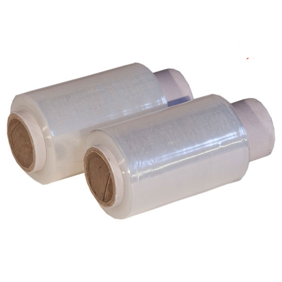 Mini Stretch Film Pallet Wrap Clear 100mm x 150m