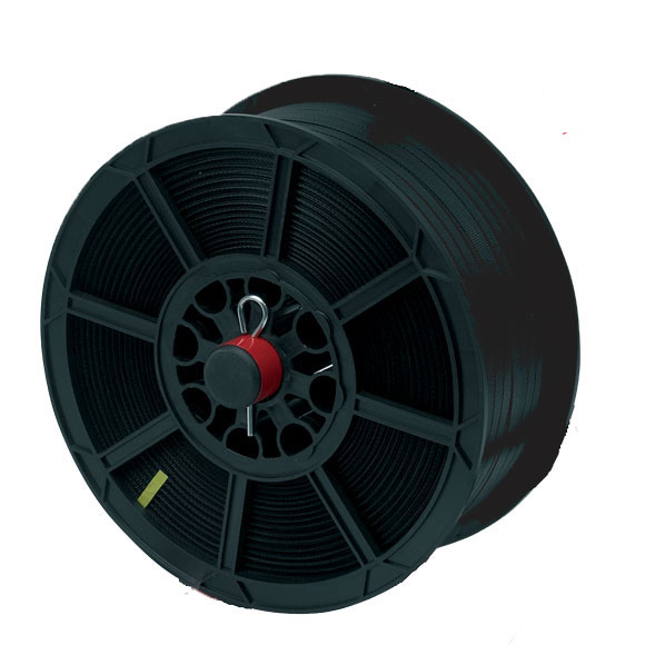 Hand Pallet Strapping Banding Coil Reel 1500m x 12mm, 310kg