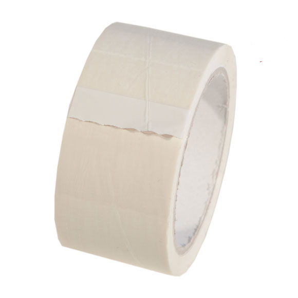 White High Performance Vinyl Packing Tape, 48mm x 66m