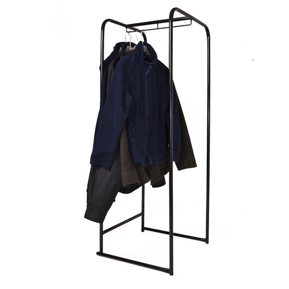 Metal Wardrobe Frame /Garment Carrier with optional cover