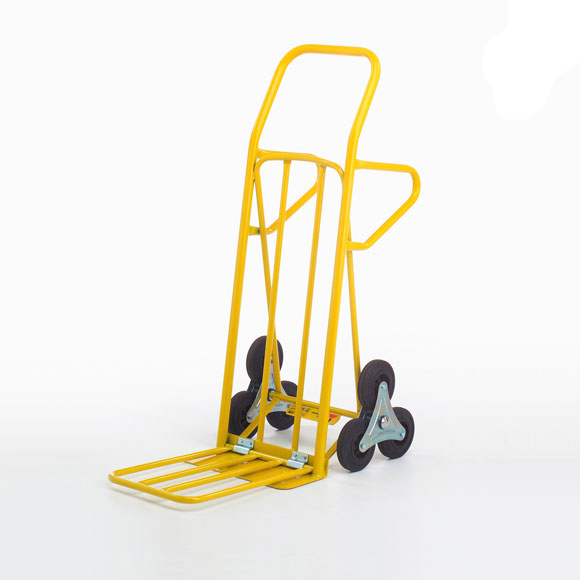Stairclimber Truck, 6 Wheel, maximum 200kg capacity