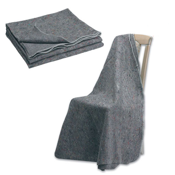 100 Furniture Removal Transit Blankets Standard, 150 x 200cm