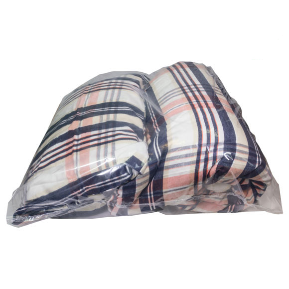 120 Large Polythene Linen / Bedding Bags, 90 x 100cm