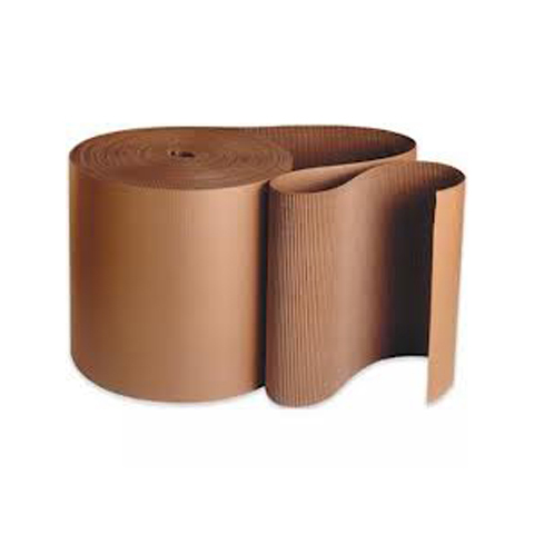 Corrugated Cardboard Paper Roll 600mm wide