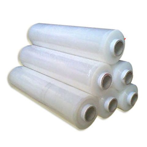 Clear Stretch Shrink Cling Film Pallet Wrap 300m x 400mm, 17mu