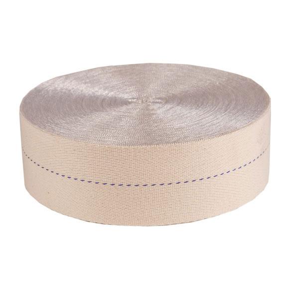 Cotton Webbing Removal Van Straps/Rolls, 50mm width