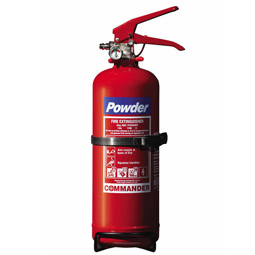 2KG Dry Powder ABC Fire Extinguisher